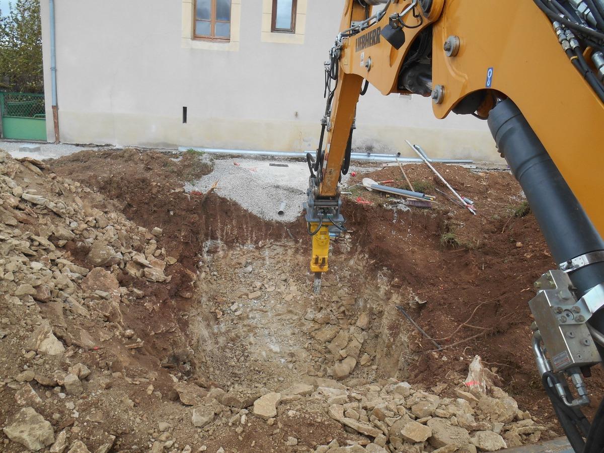 Une entreprise de travaux pour fosse septique
